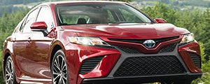 New-Generation Toyota Camry Preview