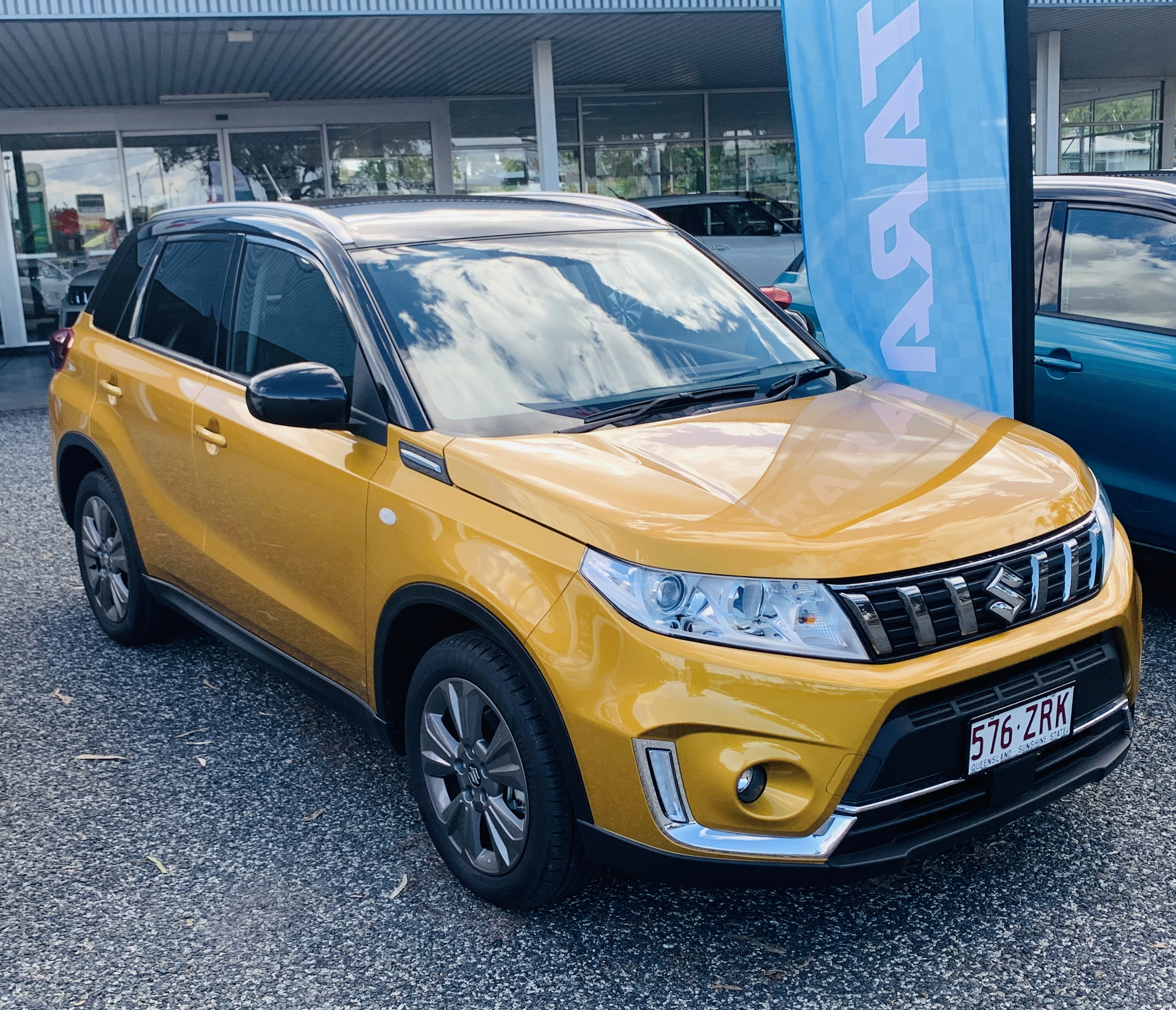 2019 Suzuki Vitara GL+